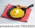玉米 玉蜀黍 黃油 76636826
