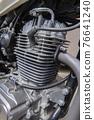 engine, motorcycle, bike 76641240