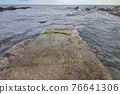 boccadasse santa chiara genoa old village stone pier beach 76641306