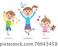 兒童 孩子 小孩 76643459