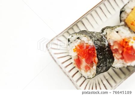 厚卷 壽司 紫菜捲醋飯 76645189
