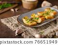 Butter garlic baguette 76651949