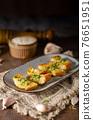 Butter garlic baguette 76651951