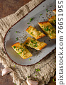 Butter garlic baguette 76651955