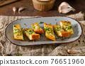 Butter garlic baguette 76651960