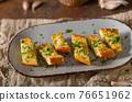 Butter garlic baguette 76651962