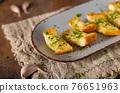 Butter garlic baguette 76651963