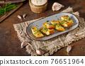 Butter garlic baguette 76651964