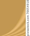 金色 緞布 帷幕 76654918