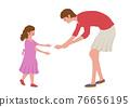 父母和小孩 親子 育兒 76656195