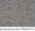 light grey rough grunge plaster with grain textured background 76665771