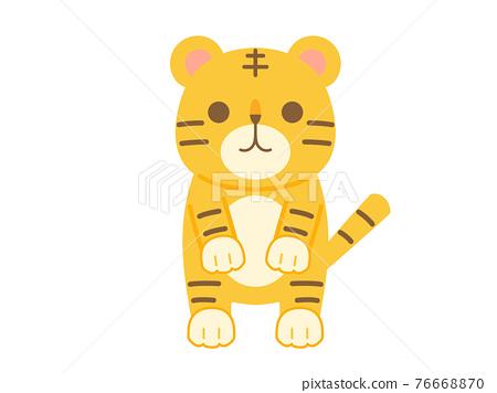 tiger, tigers, animal 76668870