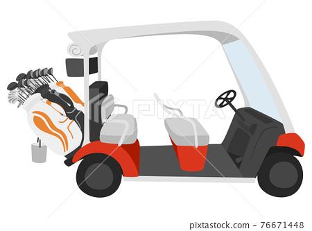 골프, 자동차, 차 76671448