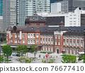 tokyo station, marunouchi station building, station building 76677410