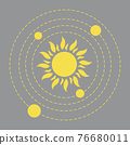Vector Space Solar system Astronomy Science Galaxy 76680011