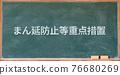 黑板 粉筆板 白板 76680269