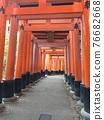 Fushimi Inari shrine Torigai 76682668