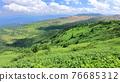 summer, shigakogen highlands, shibutouge 76685312