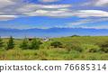 summer, takabochi highland, the sky 76685314