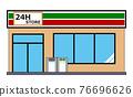 便利商店 超商 便利店 76696626