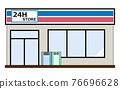 便利商店 超商 便利店 76696628