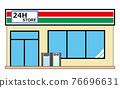 便利商店 超商 便利店 76696631