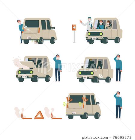 汽車 交通工具 車 76698272