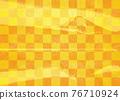 japanese pattern, money, gold 76710924