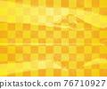 japanese pattern, money, gold 76710927