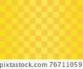 japanese pattern, money, gold 76711059