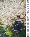 cherry blossom, cherry tree, spring 76718439