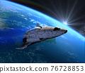 earth, globe, cosmic 76728853