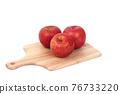 水果 蘋果 紅 76733220