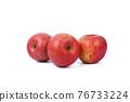 水果 蘋果 紅 76733224