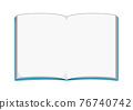 notebook, frame, vector 76740742