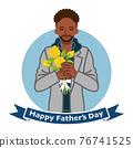 父親節 玫瑰 玫瑰花 76741525