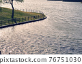 공원의 연못 76751030