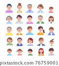 person, illustration, icon 76759001