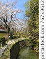 philosopher's walk, lake biwa canal, kyoto 76759612