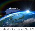 earth, globe, cosmic 76760371