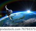 earth, globe, cosmic 76760373