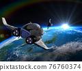 earth, globe, cosmic 76760374