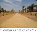 luxor, historic ruin, ruin 76765717