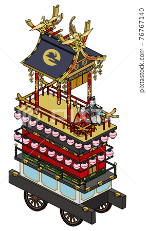 festival, gala, portable shrine 76767140
