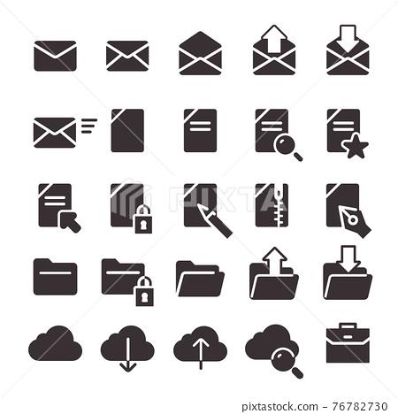 25 Icon set No.15 (PC) 76782730