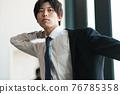 business man, business, suit 76785358