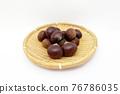 chestnut, chestnuts, japanese chestnut 76786035