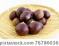 chestnut, chestnuts, japanese chestnut 76786036