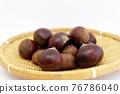 chestnut, chestnuts, japanese chestnut 76786040