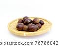 chestnut, chestnuts, japanese chestnut 76786042